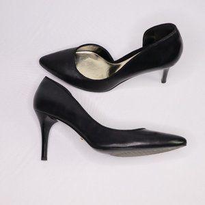 LAUREN by Ralph Lauren black stiletto heels